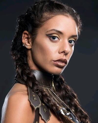 Makeup and Hair by meModel: Daniela PragosaPhoto: João Carlos Photo