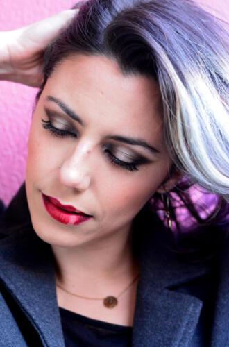 Model: Joana GonçalvesPhoto: Clyo Makeup