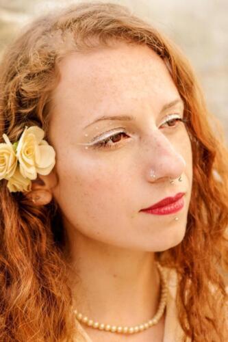 Model: Clyo MakeupPhoto: Patrícia Ribeiro