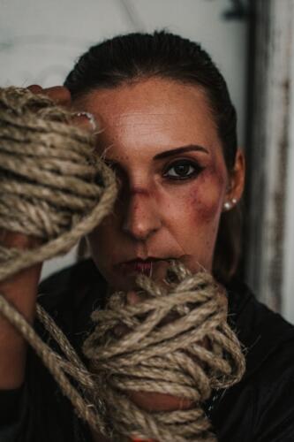 Photo: Inês SerranoModel: Patricia Ribeiro